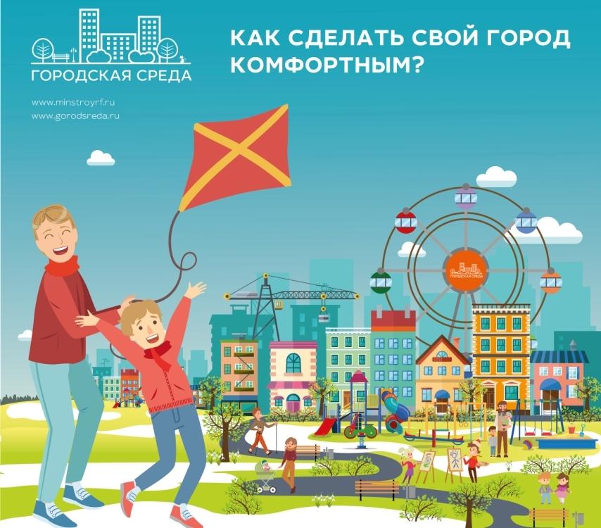 Администрация города Кимры опубликовала перечень территорий для благоустройства