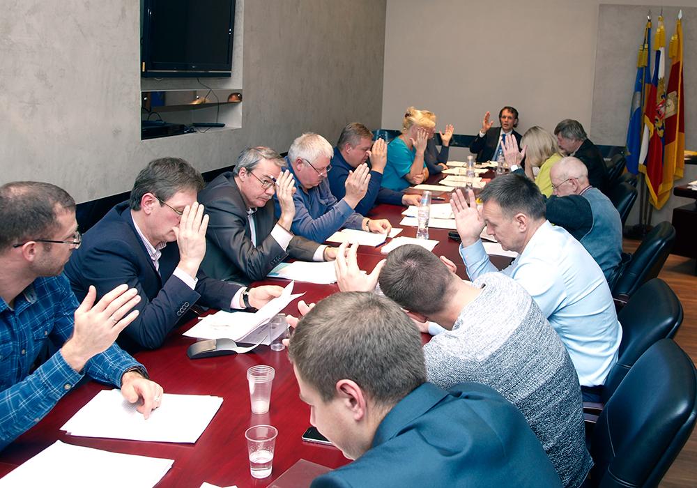 На заседании кимрской городской Думы депутаты единогласно подняли ряд злободневных проблем