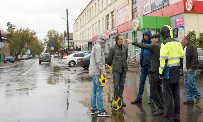 Руководители города Кимры рассказали о ремонте городских дорог и планах на будущее