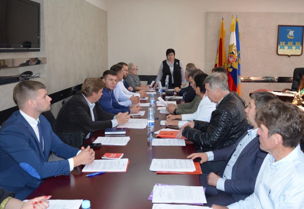 Состоялось первое заседание недавно избранной Кимрской городской Думы | Видео